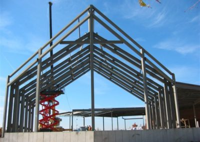 Vineyard Church Chapel and Office Addition – Springdale, Ohio