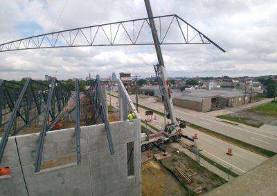 New Riff Pallet Storage Building